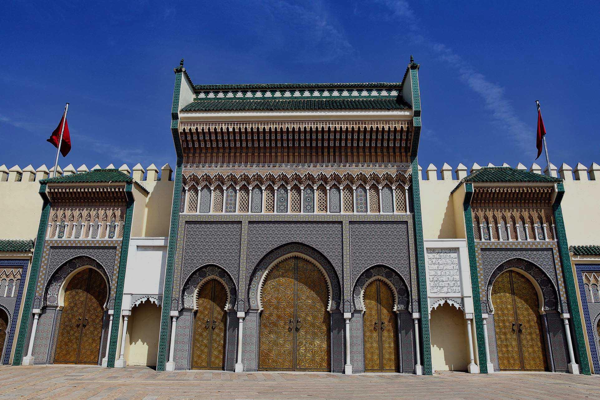 royal palace Fes